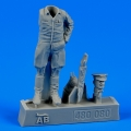 Accessory for plastic models - Soviet Air Force colonel, Korean War 1951