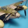 Accessory for plastic models - Mosquito FB Mk. VI gun bay