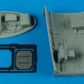 Accessory for plastic models - Bf 109G radio equipment (late version)