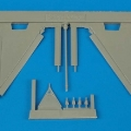 Accessory for plastic models - Mistel S1 conversion set