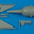 Accessory for plastic models - Mistel 1 conversion set version 2