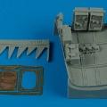Accessory for plastic models - Bf 109E radio equipment