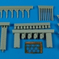 Accessory for plastic models - He 111P-4 and He 111H-3 early armament set
