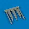 Accessory for plastic models - F4U-1 Corsair pitot tube