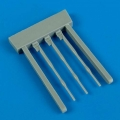 Accessory for plastic models - Yak-38 Forger pitot tube