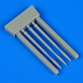 Accessory for plastic models - Mirage III pitot tube