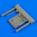 Accessory for plastic models - Spitfire Mk.IX cockpit´s door