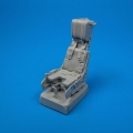 Accessory for plastic models - F/A-18C ejection seat with safety belts
