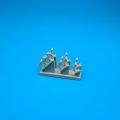 Accessory for plastic models - Fw 190D-9 exhausts