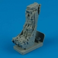 Accessory for plastic models - BAE Lightning ejection seat with safety belts