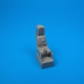 Accessory for plastic models - F/A-18A/C ejection seat with safety belts
