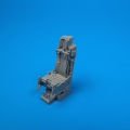 Accessory for plastic models - F-16A/C ejection seat with safety belts