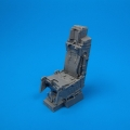 Accessory for plastic models - F-15A/C ejection seat with safety belts