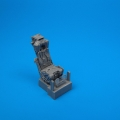 Accessory for plastic models - F-4 ejection seats with safety belts