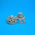 Accessory for plastic models - F4F-4 Wildcat engine