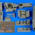 Accessory for plastic models - MiG-23ML Flogger G detail set