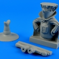 Accessory for plastic models - Mascot for F-4 Phantom II - 90mm