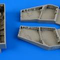 Accessory for plastic models - F-4C/D Phantom II wheel bay