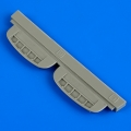 Accessory for plastic models - F-4 Phantom II air intake covers