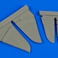 Accessory for plastic models - IL-2 Shturmovik control surfaces