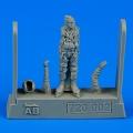 Accessory for plastic models - U.S.A.F. fighter pilot - Vietnam war 1960 - 1975