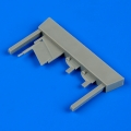Accessory for plastic models - F-101A/C Voodoo antennas