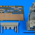 Accessory for plastic models - M.B. Mk GQ-7A ejection seat