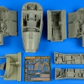 Accessory for plastic models - A-7E Corsair II - late detail set