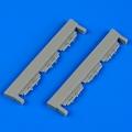 Accessory for plastic models - Avia B.534 bomb racks