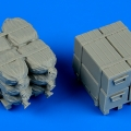 Accessory for plastic models - US ARMY load (2)