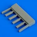 Accessory for plastic models - Mk-103 gun muzzles