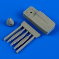 Accessory for plastic models - Defiant Mk.I rotol propeller w/tool