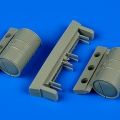 Accessory for plastic models - USAF flightline storage container