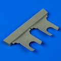 Accessory for plastic models - Bristol Blenheim I/IV undercarriage covers