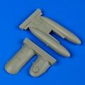 Accessory for plastic models - L-29R Delfín reccon conversion