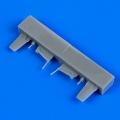 Accessory for plastic models - Tornado IDS antennas