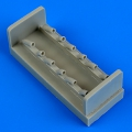 Accessory for plastic models - Yak-3 exhaust