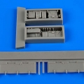 Accessory for plastic models - Panavia Tornado IDS electronic bay