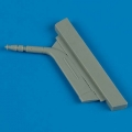 Accessory for plastic models - A-6A/E, EA-6A refueling probe - early