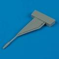 Accessory for plastic models - A-4 Skyhawk refueling probe - type A