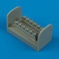 Accessory for plastic models - Spitfire PR.XIX exhaust