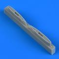 Accessory for plastic models - L-29 Delfín pylons