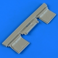 Accessory for plastic models - T-38 Talon undercarriage covers