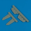 Accessory for plastic models - Bf 109G-6 stabilizer