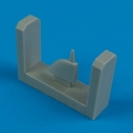 Accessory for plastic models - Fw 190A-4 top antena