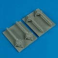 Accessory for plastic models - B-24 Liberator turbo-supercharger cover
