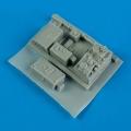 Accessory for plastic models - Me 262A radio equipment