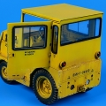 Accessory for plastic models - UNITED TRACTOR GC340/SM-340 US NAVY/DLA (with cab)