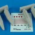 Accessory for plastic models - BLU-27 fire bomb