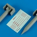 Accessory for plastic models - KMGU-2 Russian submunition dispencers